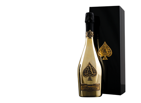 Armand the Brignac Champagne