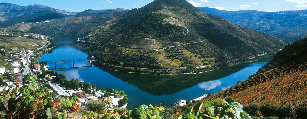 Nabrzegach rzeki Duero