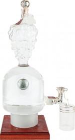 Butelka Loara z Winogronem
