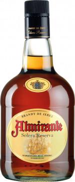 Almirante Solera Reserva Brandy De Jerez