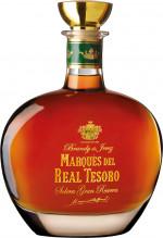Marques Del Real Tesoro Solera Gran Reserva Brandy De Jerez