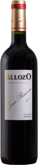 Allozo Gran Reserva 2009