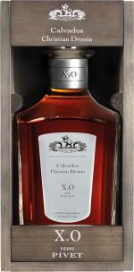 Calvados Drouin XO Pierre Pivet Karafka