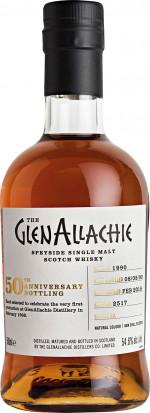Glenallachie 1990 54,6% Cask 2517