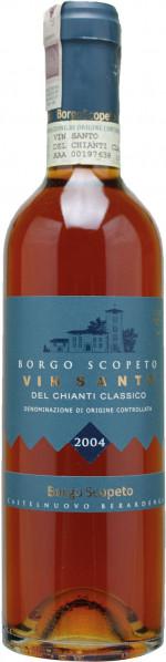 Borgo Scopeto Vinsanto 2009