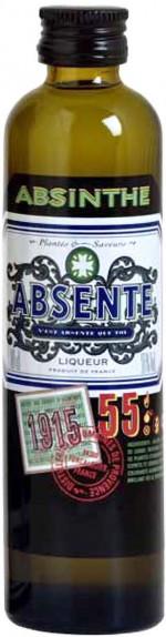 Absente Absinthe 55% Miniaturka