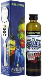 Absente Absinthe 55% Kartonik+Łyżka Miniaturka