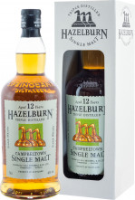 Hazelburn 12 YO 0,7l kartonik
