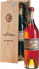 Baron Gaston Legrand 1977 Armagnac 1977