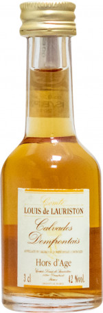 Calvados Mini Hors D'Age Louis Lauriston 0,03L