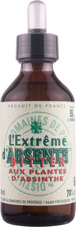 Extreme Absente Bitter 70%