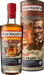 Macnair's Lum Reek 12YO Peated Blended Malt