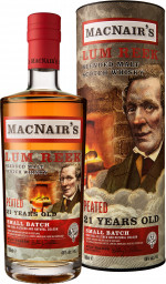 Macnair's Lum Reek 21YO Peated Blended Malt
