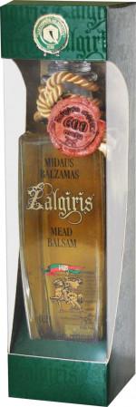 Mead Balsam Żalgiris Kartonik