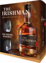 The Irishman Founders Reserve + 2 szklanki
