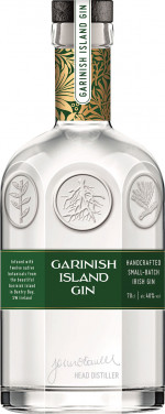 Garnish Island Gin Kartonik