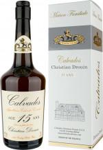Calvados Drouin 15YO kartonik