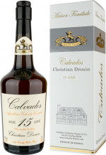 Calvados Drouin 25YO kartonik