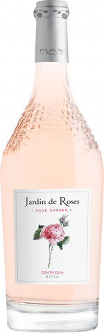 JARDIN DE ROSES ROSE 0,75 2018