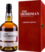 The Irishman Single Malt COGNAC 0,7 55%