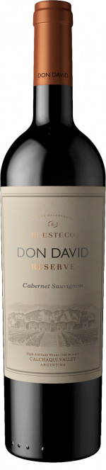 Don David Reserve Cabernet Sauvingon 201