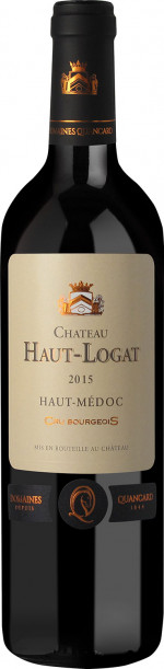 Chateau Haut- Logat 2015