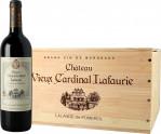 Chateau Vieux Cardinal Lafaurie 2013 Skrzynka 6 butelek