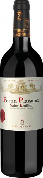 Fortin Plaisance Saint Emilion Red 2017