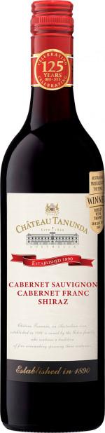 Tanunda Established 2018 Cabernet Sauvignon Cabernet Franc