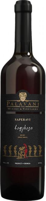 PALAVANI SAPERAVI 0,75  RED DRY