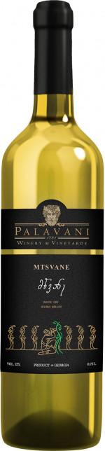 PALAVANI MTSVANE 0,75 WHITE DRY