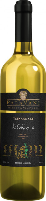 PALAVANI TSINANDALI 0,75 WHITE DRY