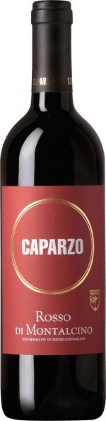 Caparzo Rosso Di Montalcino 2018