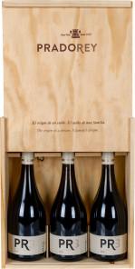 Pr3 Baricas Pradorey 2016 Skrzynka 3 butelki