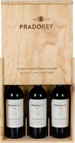 Pradorey Crianza Finca Valdelayegua 2016 Skrzynka 3 butelki