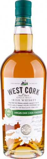 West Cork Virgin Oak Finished