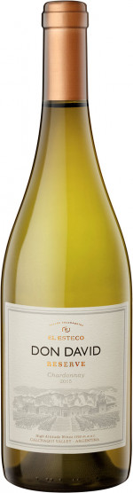 Don David Reserve Chardonnay 2019