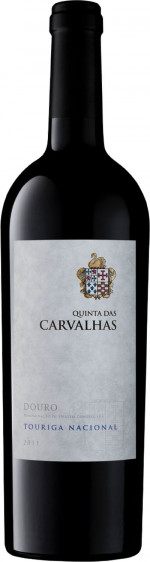 QUINTA DAS CARVALHAS TOURIGA NATION 2016 0,75