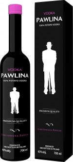 Pawlina vodka potato 0,7 Kartonik