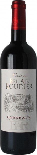 Chateau Bel Air Roudier Rouge 2018