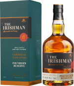 The Irishman Founders Caribean Rum 46%