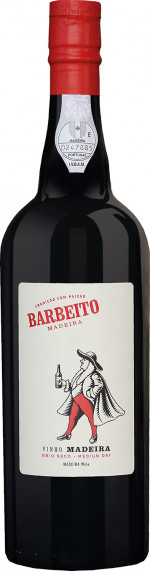 Barbeito Madeira 3 YO Medium Dry