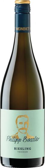 Weinbiet Phil Bassler Riesling 2018