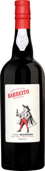 Barbeito Madeira 3 YO Medium Sweet