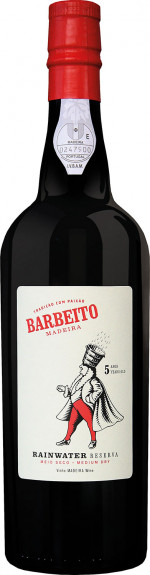 Barbeito Madeira 5 YO Rainwater Medium Dry