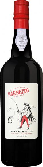 Barbeito Madeira 5 YO Veramar Med Sweet