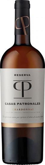Casas Patronales Reserva Chardonnay 2019