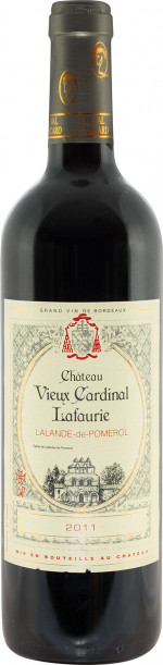 Chateau Vieux Cardinal Lafaurie 2016