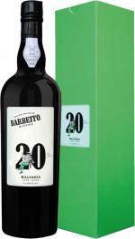 Barbeito Madeira 20 YO Malvasia