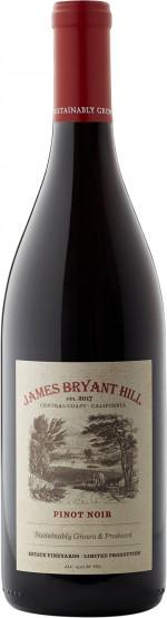 James Bryant Hill Pinot Noir 2018